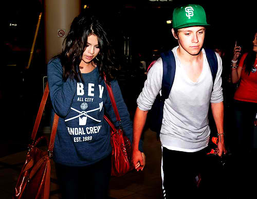 niall and selena gomez dating