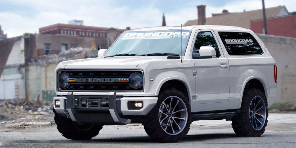2017 Ford Bronco Rumored Release Date of End-2017 Makes the Vehicle Suspect Like the 2016 Ford Bronco