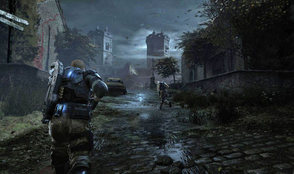 Gears of War 4 Includes Microtransactions for Cosmetic Items