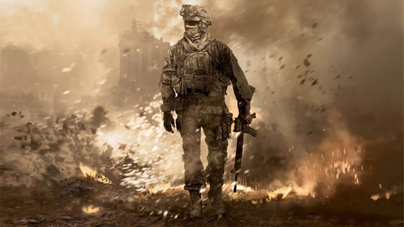 The Rumors about Call of Duty: Modern Warfare Remastered Were True, New Weapons Are Coming!