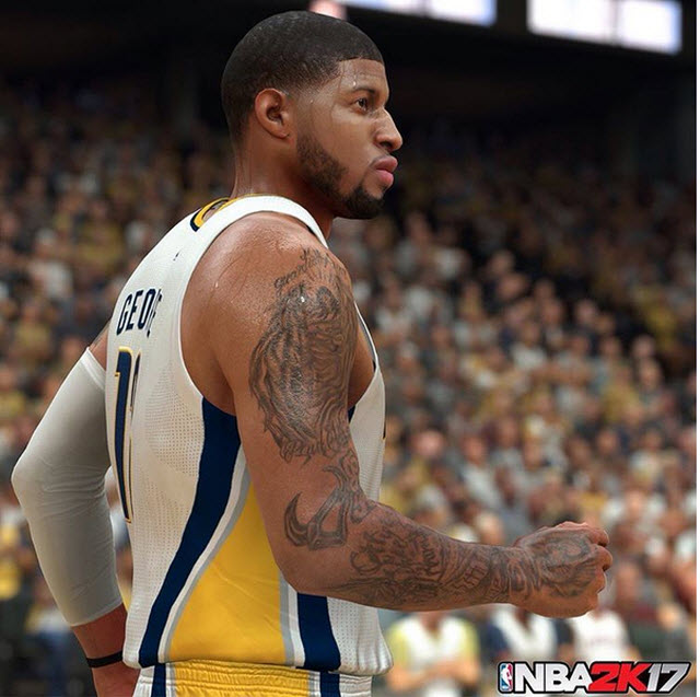 'NBA 2K17' Predictions See the Golden State Warriors and the Cleveland Cavaliers Meeting Again in the NBA Finals and the Cavs Winning it Again in Seven Games!