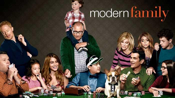 Modern Family 8x17 Espa&ntildeol Disponible