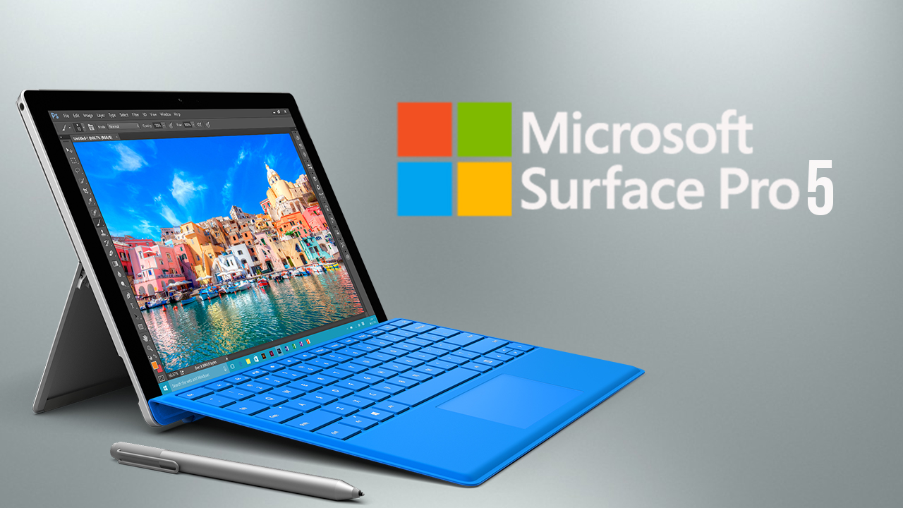 Microsoft Surface Pro 5 to Come Out Next Year Sporting a Power-Efficient and Very Powerful Kaby Lake Processor!