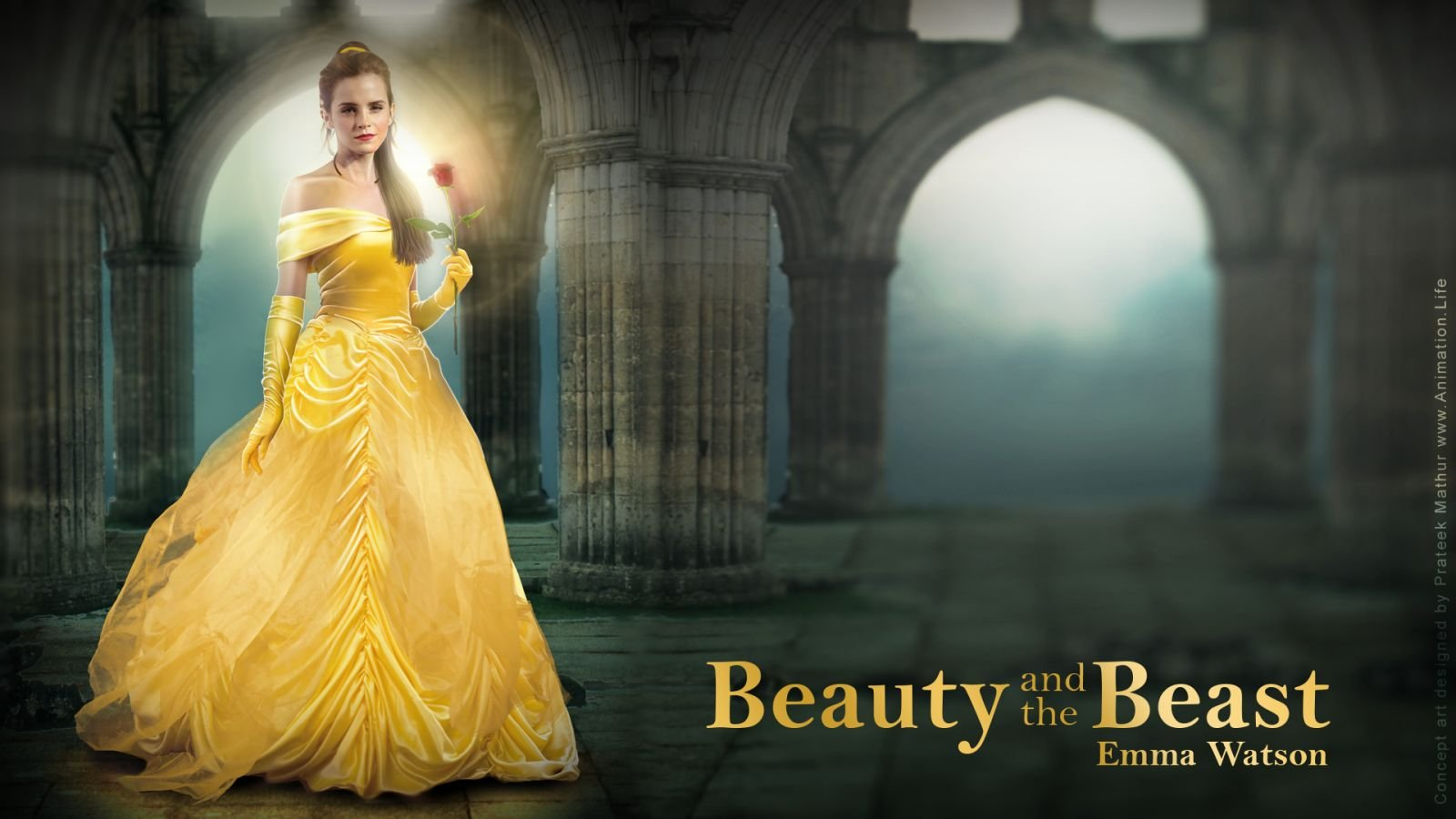"Ariana Grande and John Legend Team Up for ""Beauty and the Beast"" Theme Song!"
