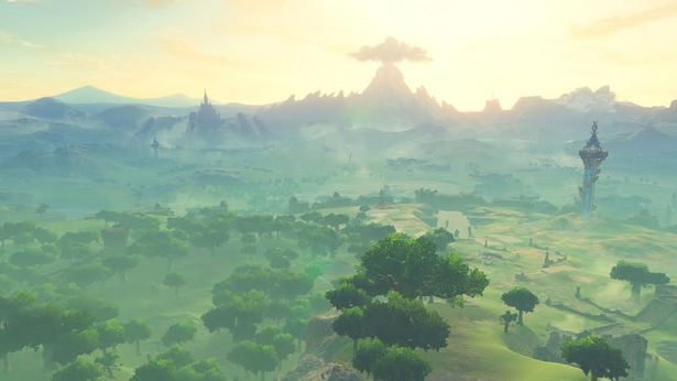 Legend of Zelda: Breath of the Wild New Trailers Showcases Game's Weather System, More Details!