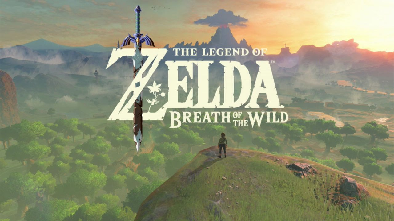 TGA 2016: Zelda Breath of the Wild reveals two new trailers