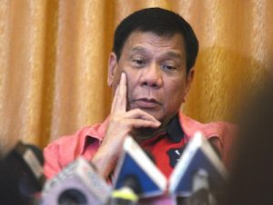 Duterte and the Selective Enforcement of Principles