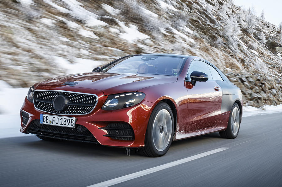 2017 Mercedes-Benz E-Class Coupe Certainly Better in Every Subjective Way than Its Predecessor Model