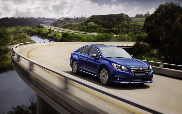 2017 Subaru Legacy Offers Great Value for a Mid-Size Sedan Amid its Aging Powertrain and Average Performance, More Details