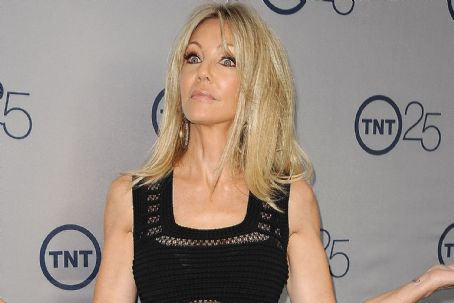 Heather Locklear Is Rumored To Have Entered Rehab, Her Rep Doesn't Confirm Her Stint At Rehab. Locklear Looks To Clean Up For A Great 2017!