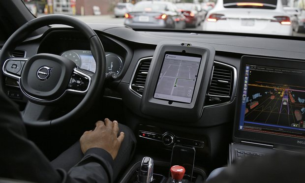 Malfunctioning Driverless Uber in San Francisco Raises Safety Concerns for Autonomous Driving Technology!