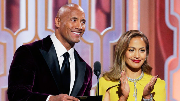 Jennifer Lopez Thanks The Rock for the Positive Energy and Inspiration as They Work Out Together in the Gym!