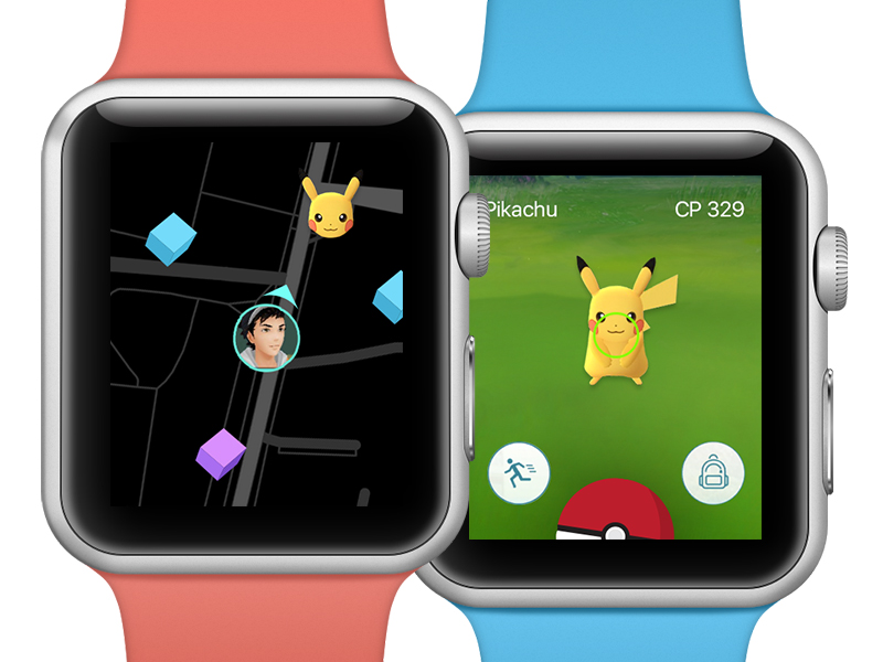 'Pokemon Go' was a Disappointment on the Apple Watch as the App is Entirely Useless for Gamers Who Enjoy Catching Pokemon!