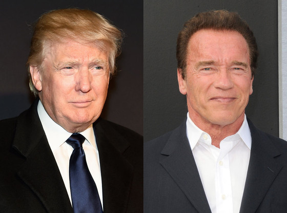 Arnold Schwarzenegger Hopes Donald Trump Work as Aggressively for the American People as Much as He Did for the TV Ratings of 'The Apprentice!'