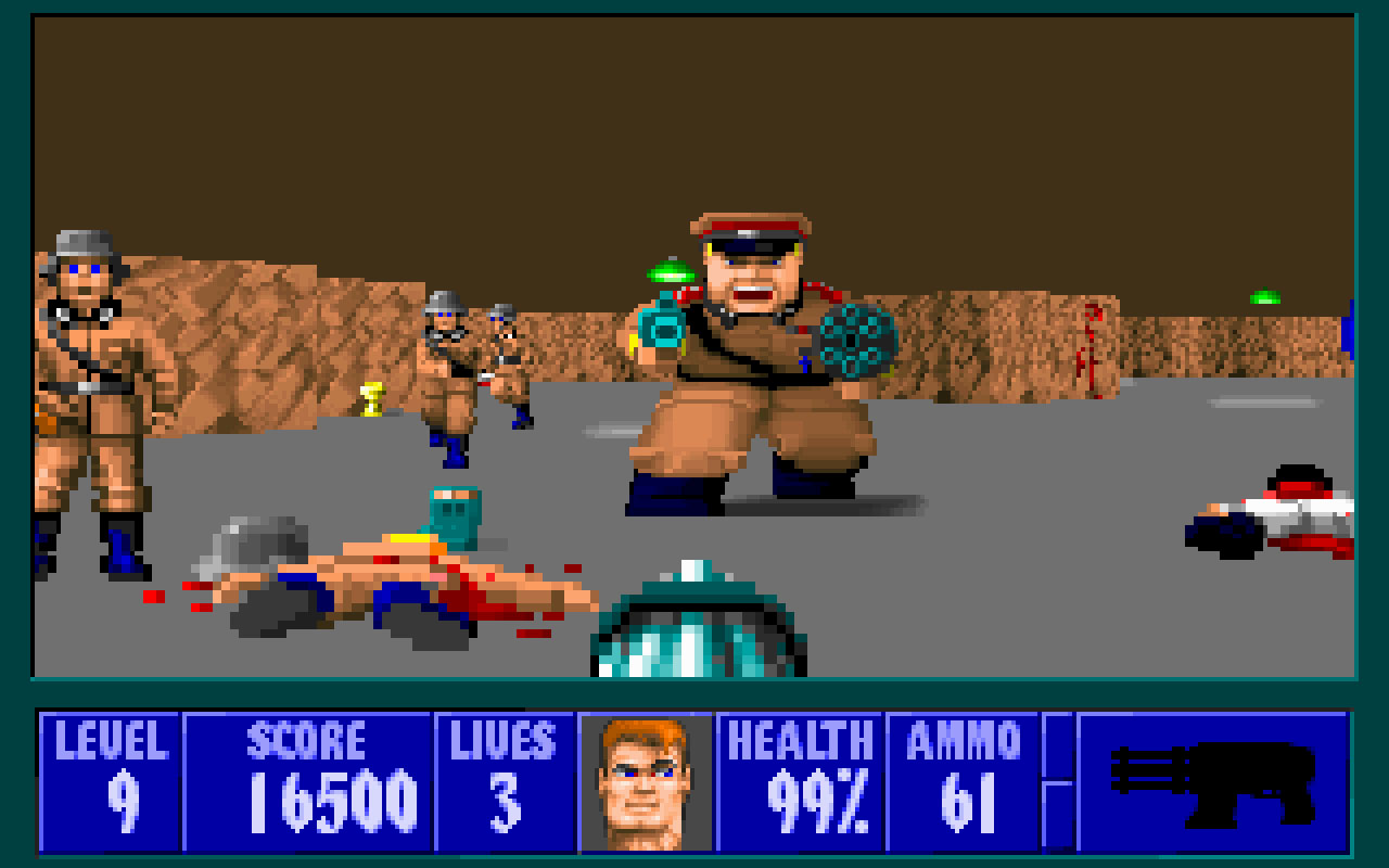 'Wolfenstein 3D' Makes it to Game Boy Color Courtesy of Swedish Programmer's Pet Project!
