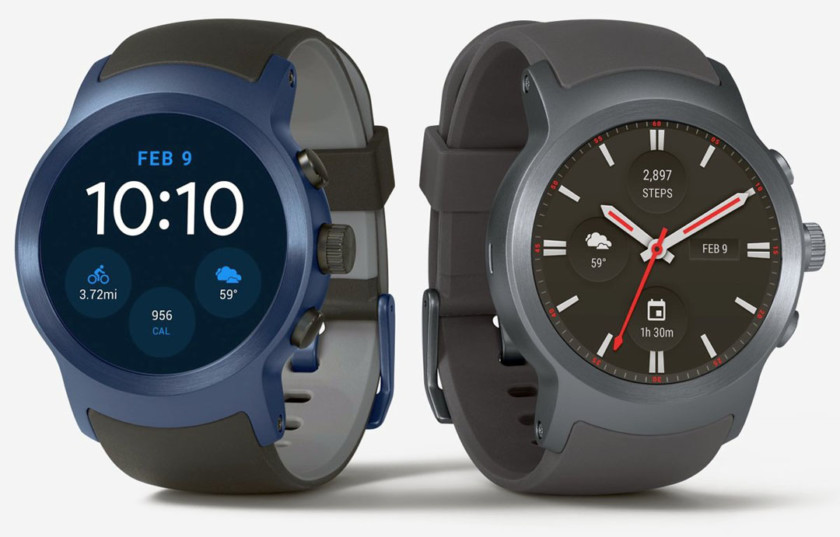 LG Watch Sport Becomes One of the First Two Watches Developed in Collaboration with Google and also Features Android Wear 2.0!