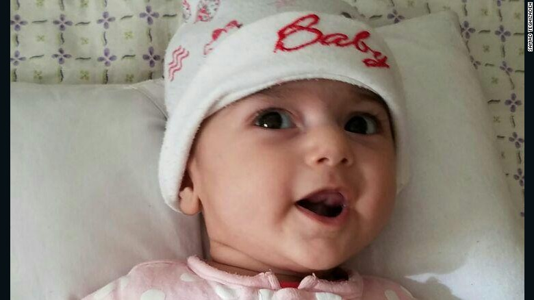 Iranian Infant with Life-Threatening Heart Defect Makes it to the US Amid Trump's Tough Stance Against Seven Muslim-Majority Countries Including Iran!