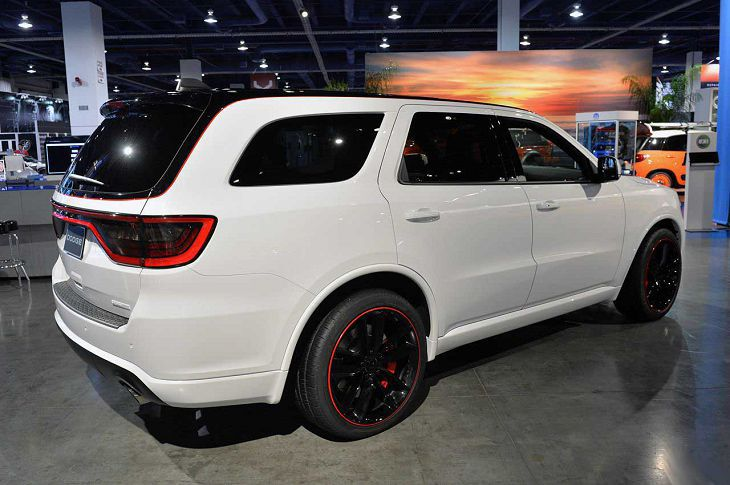 2018 Dodge Durango SRT Expected to Tow More than Other SUVs in its Class When It Hits the Market Later This Year!