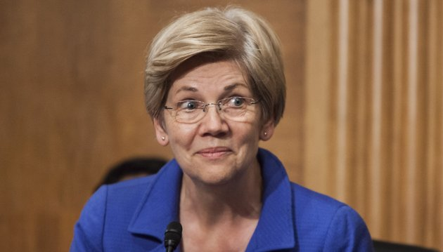 Republicans Rebuke of Senator Elizabeth Warren Turns the Lady Solon into a Democratic Hero!