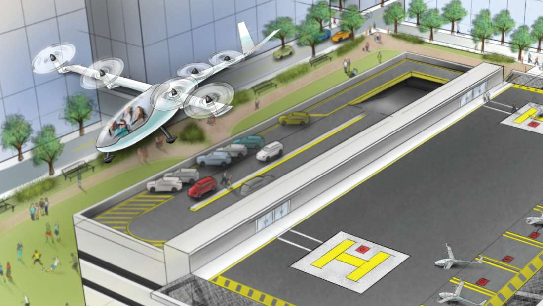 Uber Commissions NASA Veteran to Do Research and Explore the Possibility of Flying Cars for the Future!