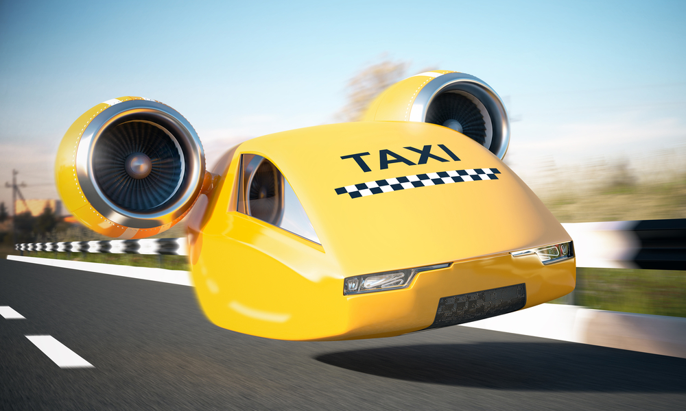 Dubai Appears Headed to Take the Lead in Introducing Flying Drone Taxis Amid Forecast that the Earliest that They Could Become Available is in a Decade!