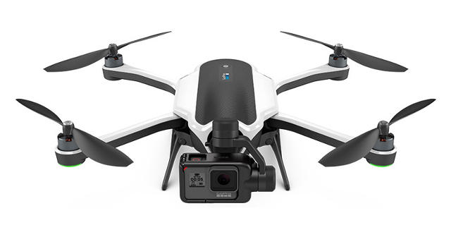 GoPro Ready to Relaunch Karma Drone After Addressing Serious Malfunction of Sudden Loss of Power While in Mid-Air!