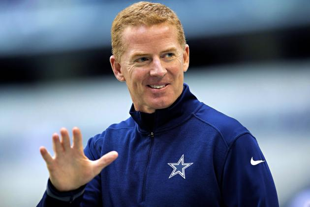 Dallas Cowboys' Bounce Back 2016 NFL Season Propels Jason Garrett to Win Head Coach of the Year Honors!