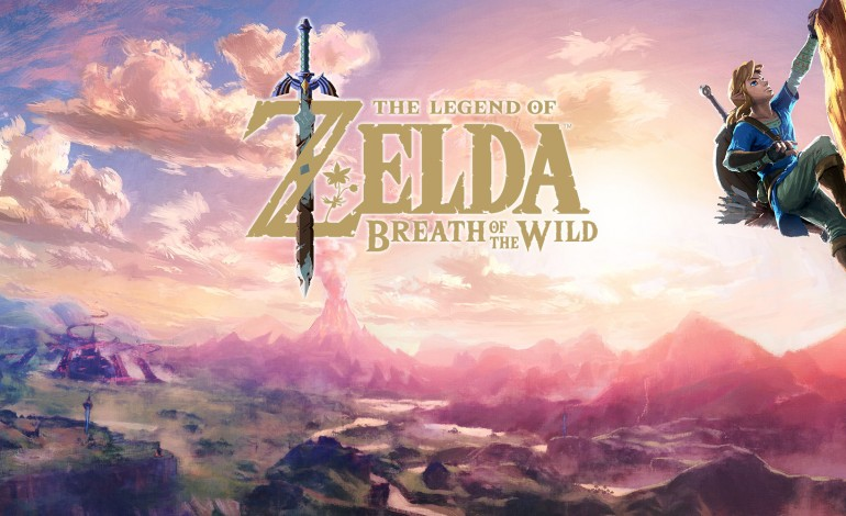 'The Legend of Zelda: Breath of the Wild' Gamers Who Pre-Order the Game on Either the Nintendo Switch or the Wii U Get a Fabulous Poster!
