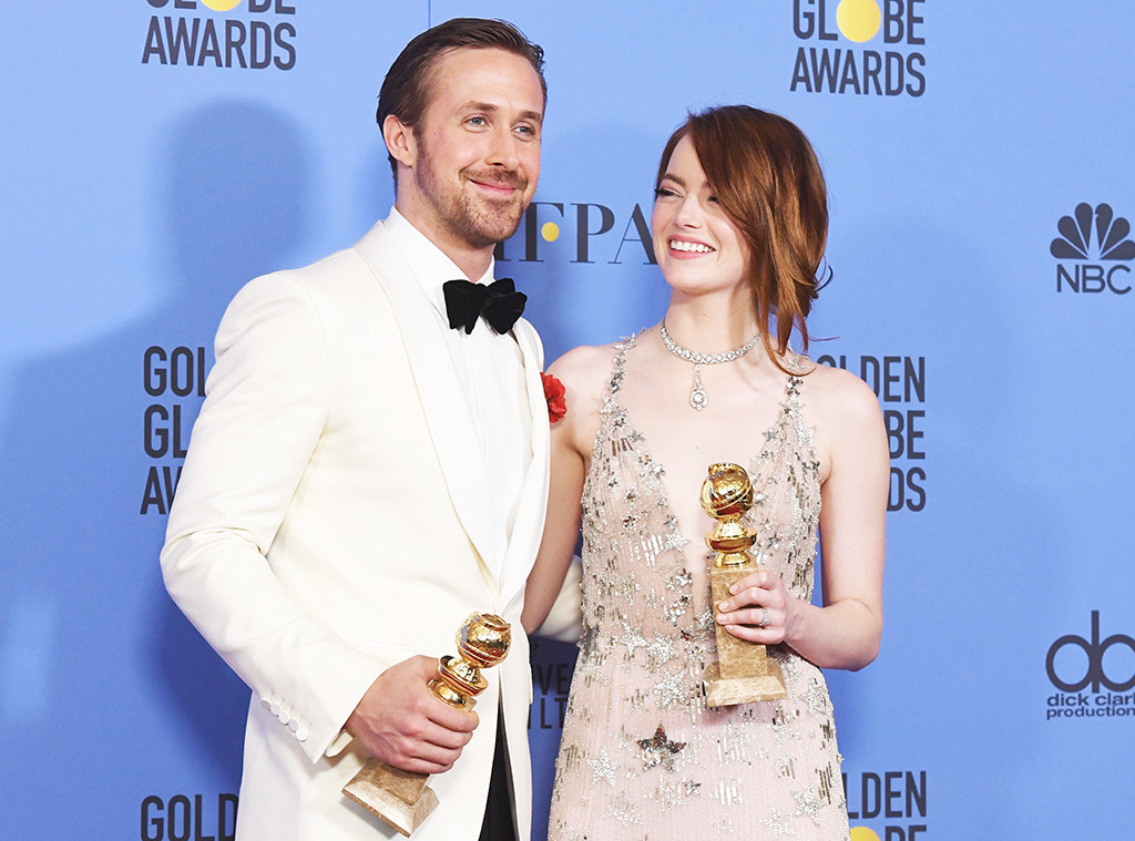Ryan Gosling and Emma Stone Continue to Pile Critical Acclaims for 'La La Land;' Will the Pair Each Get an Oscar Award?