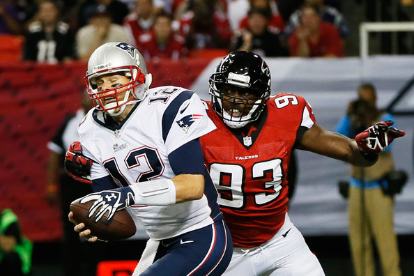 New England Patriots and Atlanta Falcons Have the NFL's Finest Throwback Uniforms Ever!