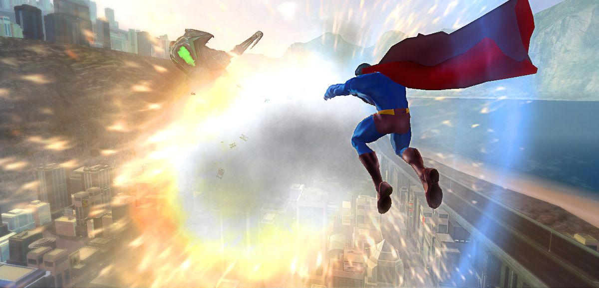 'Superman Returns: The Videogame' Goes the Way of the Movie Version in Not Living Up to the Man of Steel Franchise!