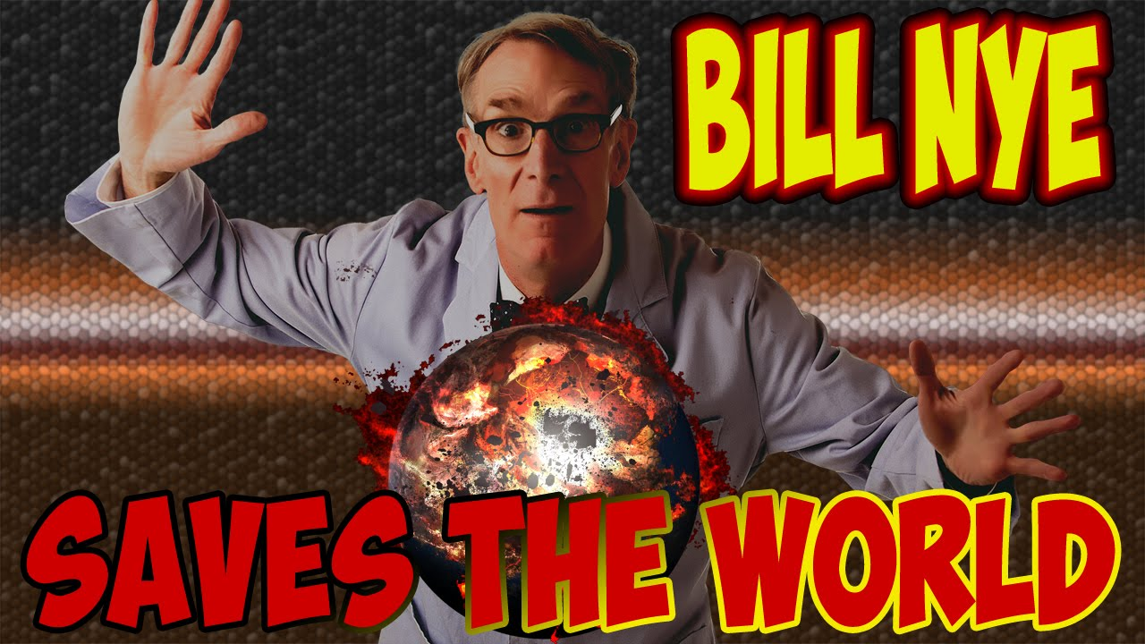 'Bill Nye Saves the World' to Fittingly Premiere on Netflix on the Eve of Earth Day!