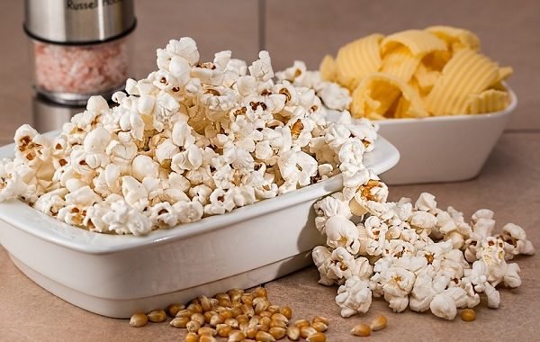 How bad for you is Popcorn?