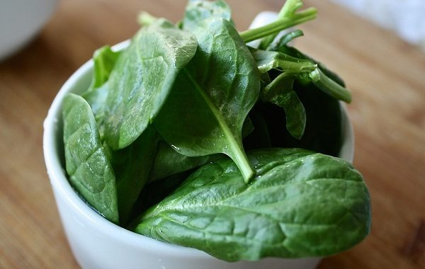 Spinach Extract and Weight-Loss