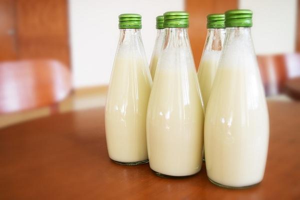 Vitamin D in milk