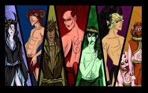 Seven Deadly Sins Season 2