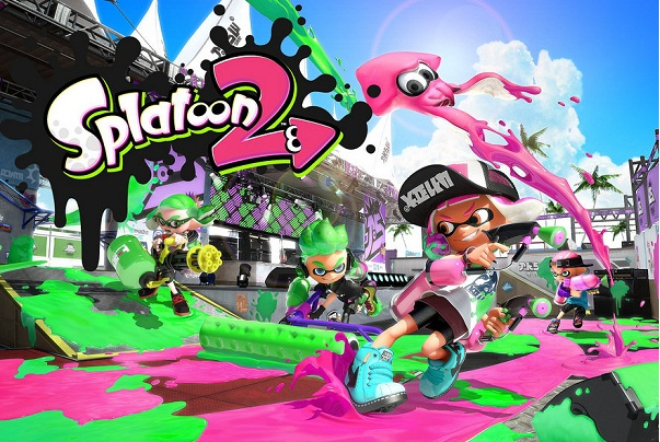 Splatoon 2's Next Splatfest Is Flight Vs. Invisibility