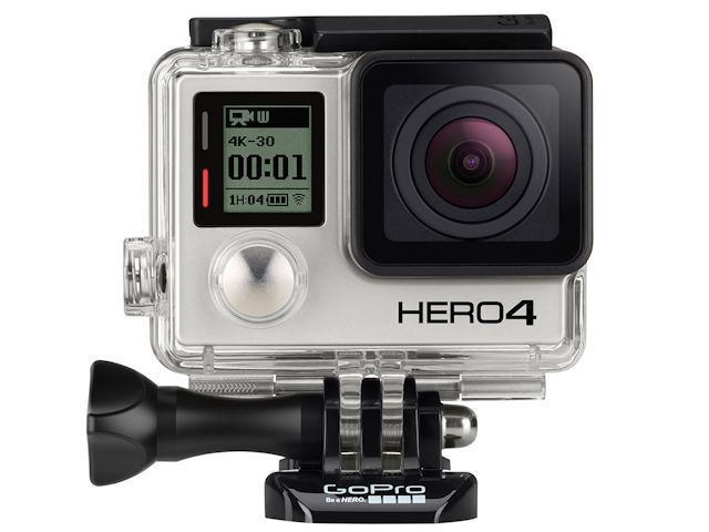 New A10 Processor to Enable GoPro Hero 5 to Record Full
