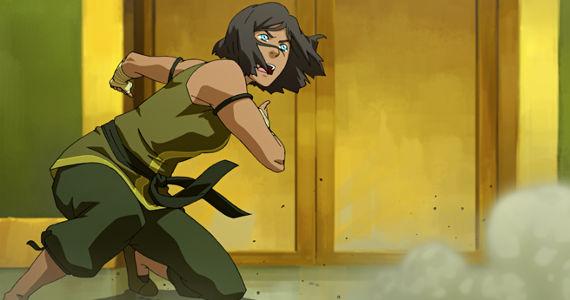 Avatar Korra Staffel 4