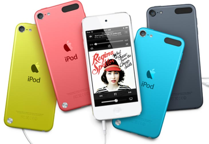 iPod 6 Touch 6G