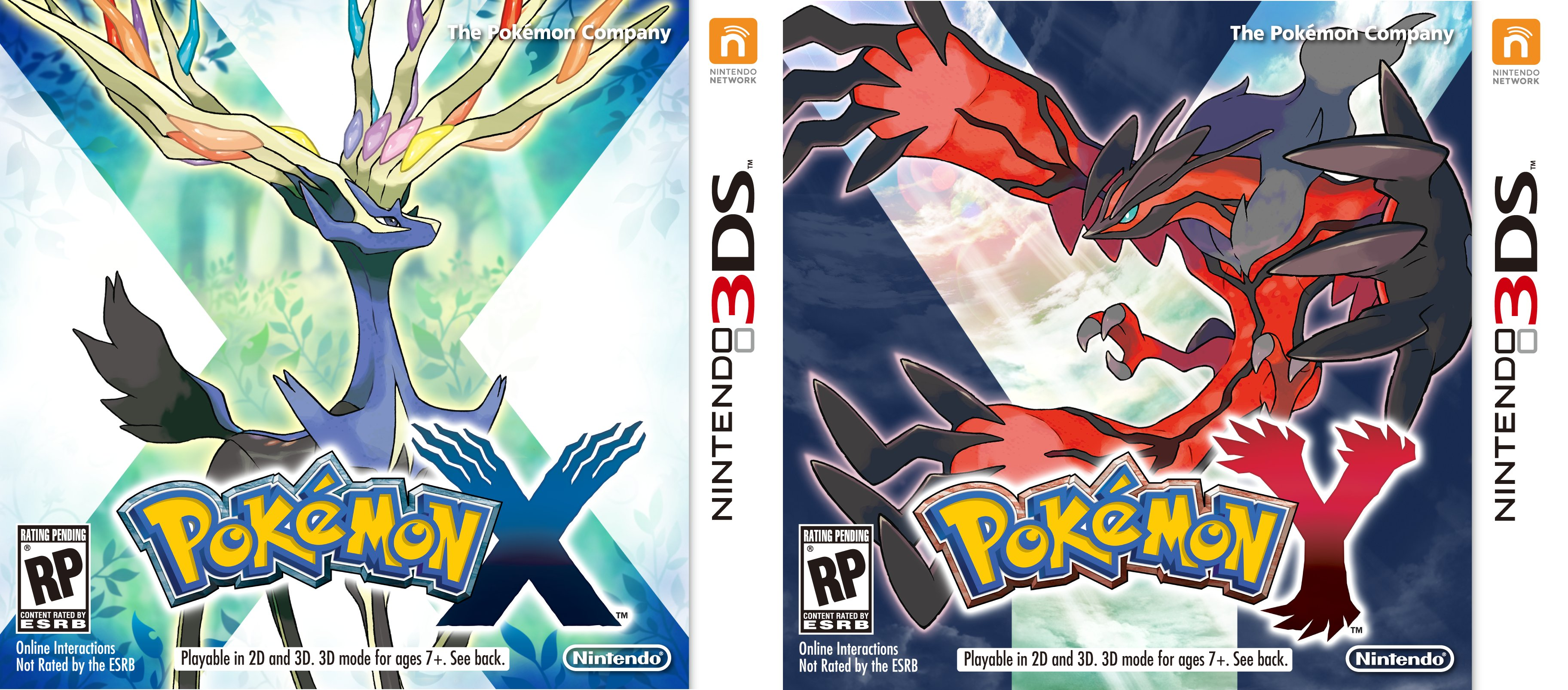 Pokemon Gen 6 Anime Characters : Pokémon and y video games released for nintendo ds