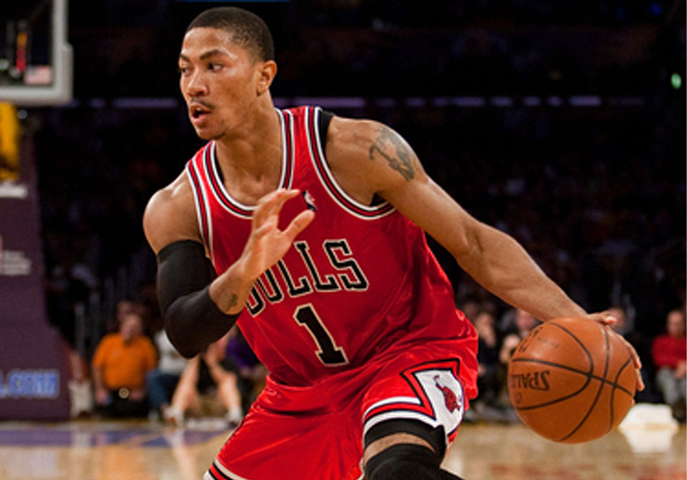 derrick rose shooting form - photo #32