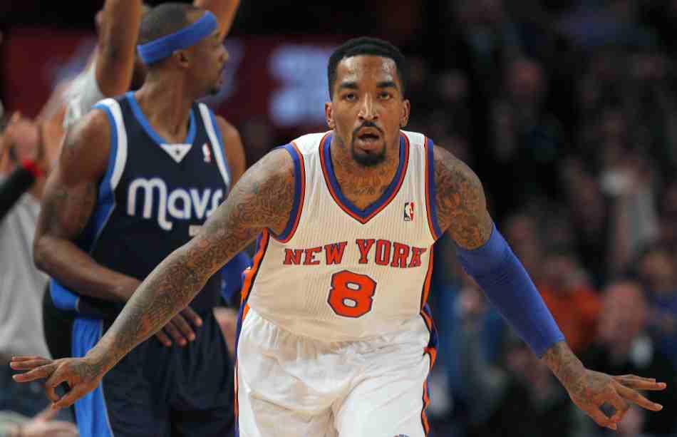 Knicks Send JR Smith, Iman Shumpert to Cavaliers in Three ...