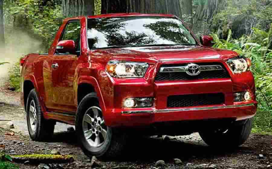 2016 Toyota Tacoma Designed to Handle All Types of OffRoad