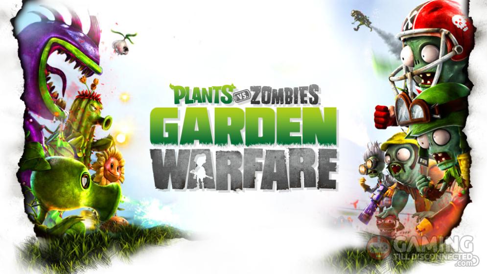 Plants Vs Zombies Garden Warfare Offers Great Battle Gameplay Master Herald