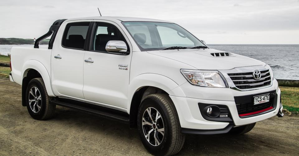 10 Years In The Making 2016 Toyota Hilux Ushers Era Of