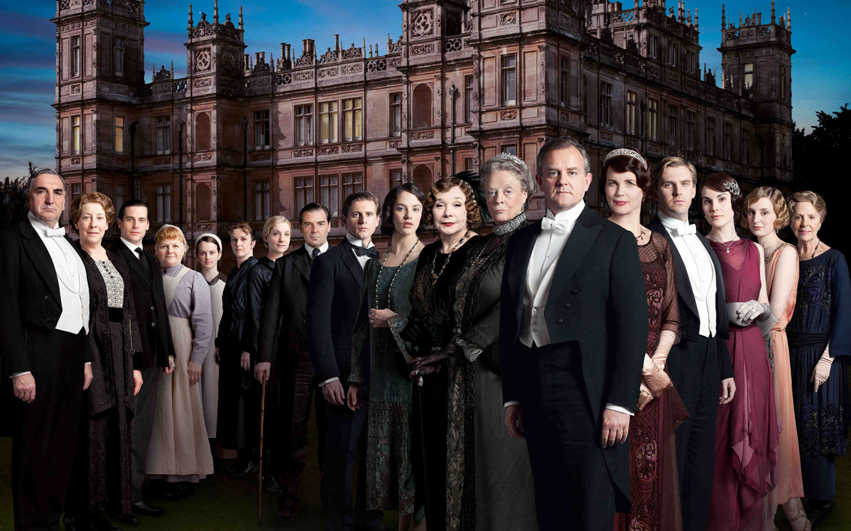 Downton Abbey' Sets the Stage for the Perfect Season 6 Finale in ...