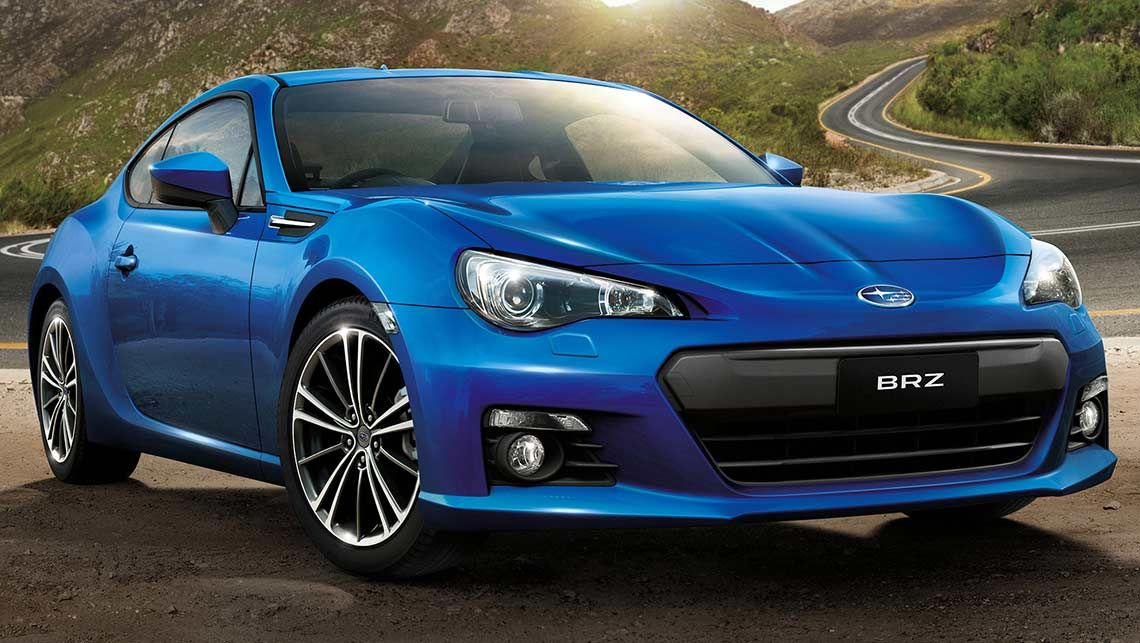 Lively Handling Dynamics Make The Subaru BRZ The Ideal Sports - Sport vehicles 2016