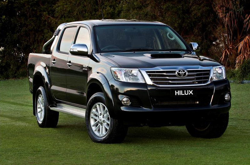 2015 Toyota Hilux May Roll Out In The Market Late In June