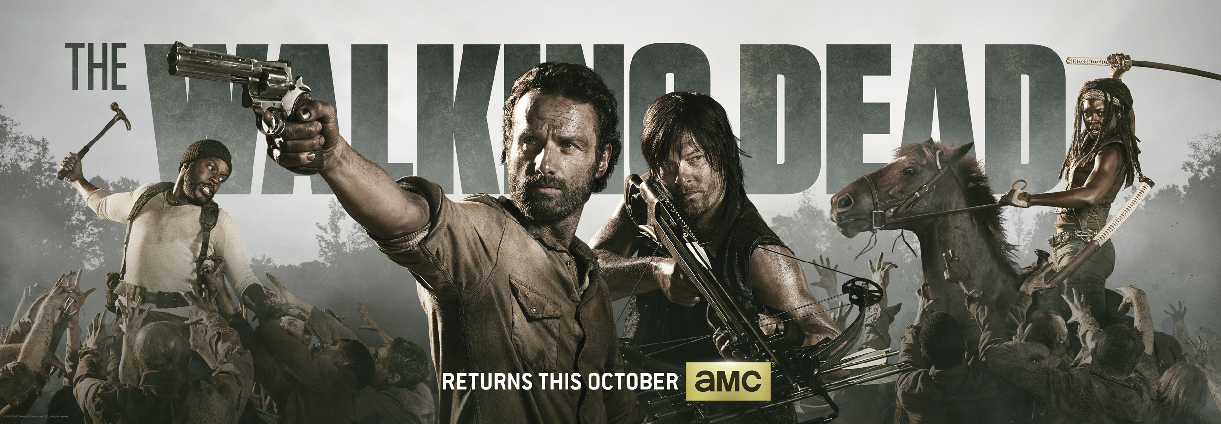 The Walking Dead Season 6 Will Come With 2 More Characters
